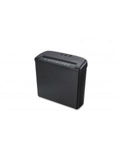 Ednet S-5 paperisilppuri Suikaleeksi leikkaava 21.8 cm Musta Ednet 91604 - 1