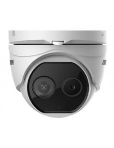 Hikvision Digital Technology DS-2TD1217-2/V1 turvakamera IP-turvakamera Ulkona Kupoli 1920 x 1080 pikseliä Katto/seinä Hikvision