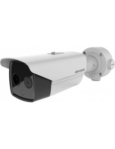 Hikvision Digital Technology DS-2TD2617B-6/PA turvakamera IP-turvakamera Sisätila ja ulkotila Bullet 2688 x 1520 pikseliä Hikvis