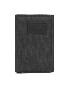 Pacsafe RFIDsafe lompakko Mies Polyesteri Musta Pacsafe 11005136 - 1