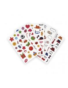 Fujifilm Instax Sticker-Set Fujifilm 70100127818 - 1