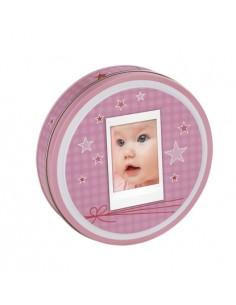 Fujifilm Instax Mini-Photo-Baby-Set valokuvakansio Vaaleanpunainen Fujifilm 70100133807 - 1
