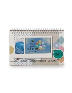 Fujifilm Instax WIDE Calendar kalendrar Bord Fujifilm 70100133810 - 1