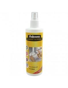 Fellowes 250ml Screen Cleaning Spray LCD/TFT/Plasma Lufttryck för rengöring av utrustning Fellowes 99718 - 1