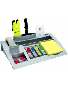 3M C50 lokerikot työpöydän laatikoihin Hopea 3m 7000062207 - 1