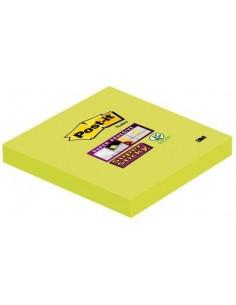 3M 6546SA itseliimautuva muistilappu Neliö Lime 90 arkkia 3m 7100041907 - 1