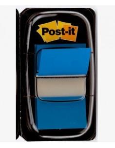 3M I680-2 liimaetiketti Suorakulmio Irroitettava Sininen 50 kpl 3m 7100089834 - 1