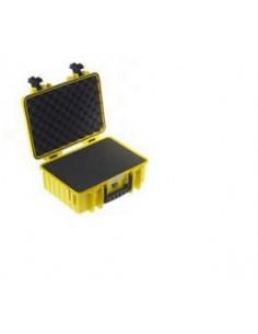 B&W 4000/Y/RPD varustekotelo Salkku/klassinen laukku Keltainen B&w International 4000/Y/RPD - 1