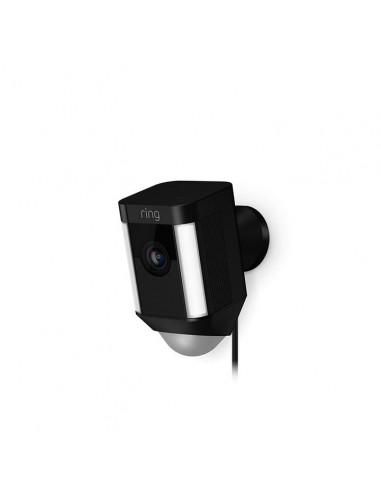 Ring Spotlight Cam Wired IP-turvakamera Ulkona Laatikko 1920 x 1080 pikseliä Seinä Ring 8SH1P7-BEU0 - 1