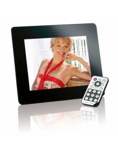 """Intenso 8"""" MediaDirector digitaalinen valokuvakehys Musta 20.3 cm (8"""") Intenso 3916800 - 1"""