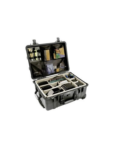 Peli Protector 1560 varustekotelo Musta Peli 480173 - 1