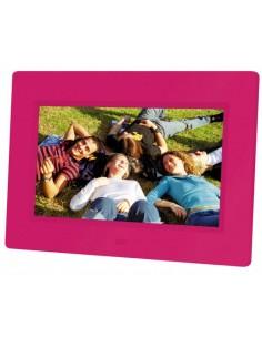 """Braun Photo Technik DigiFrame 709 digitaalinen valokuvakehys 17,8 cm (7"""""""") Vaaleanpunainen Braun Phototechnik 21203 - 1"""
