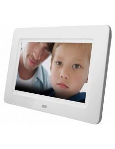 """Braun Photo Technik DigiFrame 7060 digitaalinen valokuvakehys 17,8 cm (7"""""""") Valkoinen Braun Phototechnik 21235 - 1"""