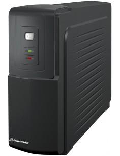 PowerWalker VFD 600 UPS-virtalähde VA 300 W 2 AC-pistorasia(a) Bluewalker 10120401 - 1