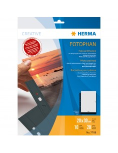 HERMA 7788 muovitasku 10 kpl Herma 7788 - 1
