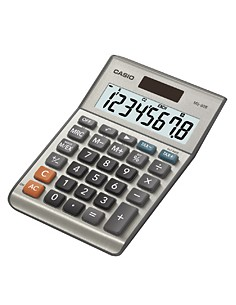 Casio MS-80B laskin Työpöytä Perus Hopea Casio 140647 - 1