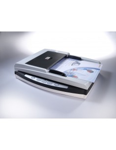 Plustek SmartOffice PL1530 600 x DPI Taso- ja ADF-skanneri Musta, Valkoinen A4 Plustek 0177 - 1