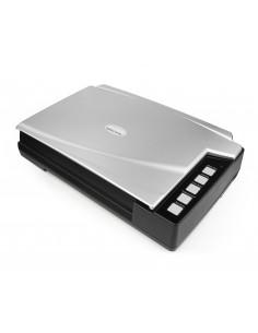 Plustek OpticBook A300 Plus Tasoskanneri 600 x DPI Musta, Hopea Plustek 0291 - 1