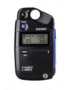Sekonic L-308X valomittari Musta, Sininen Sekonic 100357X - 1