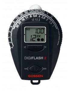 Gossen Digisix 2 valomittari Musta Gossen H262A - 1