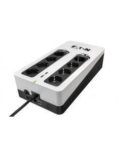 Eaton 3S850D UPS-virtalähde Valmiustila (ilman yhteyttä) 850 VA 510 W 8 AC-pistorasia(a) Eaton 3S850D - 1