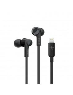 Belkin ROCKSTAR Headphones In-ear USB Type-C Black Belkin G3H0002BTBLK - 1