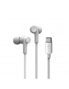 Belkin ROCKSTAR Kuulokkeet In-ear USB Type-C Valkoinen Belkin G3H0002BTWHT - 1