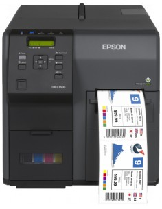 Epson ColorWorks C7500 label printer Inkjet Colour 600 x 1200 DPI Wired Epson C31CD84012 - 1