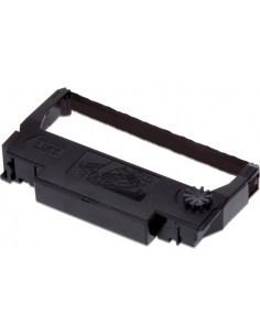 Epson ERC38BR Ribbon Cartridge for TM-300/U300/U210D/U220/U230, black/red Epson C43S015376 - 1