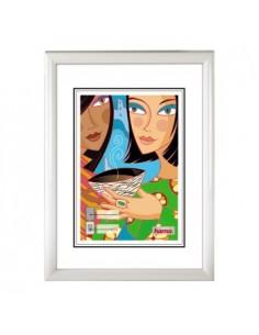 """Hama """"Madrid"""" 15 x 20 cm Vit Hama 31766 - 1"""
