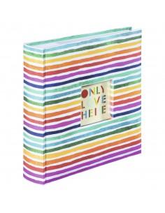 Hama Rainbow fotoalbum Multifärg 200 ark 10 x 15 cm Hama 3817 - 1