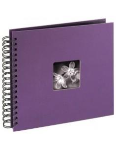 "Hama ""Fine Art"" Spiral Album, purple, 26x24/50 fotoalbum Lila 10 x 15. 13 18 Hama 94876 - 1"
