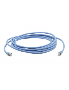 Kramer Electronics C-UNIKAT-2 verkkokaapeli Sininen 0.6 m Cat6a U/FTP (STP) Kramer 99-3460002 - 1