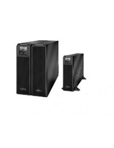 Fujitsu S26361-K915-V502 strömskydd (UPS) Dubbelkonvertering (Online) 5000 VA 4500 W Fujitsu Technology Solutions FJRT5KRMXLI -