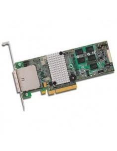 Fujitsu LSI MegaRAID SAS2108 RAID-kontrollerkort PCI Express x8 2.0 6 Gbit/s Fujitsu Technology Solutions S26361-F3554-L512 - 1