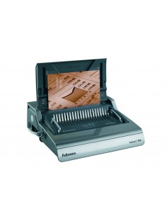 Fellowes Galaxy E Comb 500 arkkia Musta, Hopea Fellowes 5622101 - 1