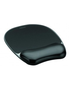 Fellowes 9112101 mouse pad Black Fellowes 9112101 - 1