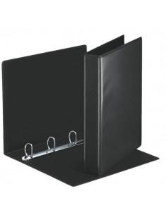 Esselte Panorama Ring Binders 4 x 30 mm Black rengaskansio A4 Musta Esselte 49717 - 1