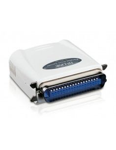 TP-LINK Single Parallel Port Fast Ethernet Print Server tulostinpalvelin LAN Tp-link TL-PS110P - 1