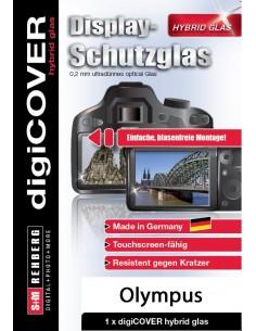 DigiCover G3187 näytönsuojain Kamera Olympus 1 kpl Digicover G3187 - 1