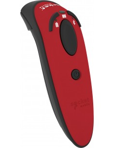 Socket Mobile DuraScan D700 Kannettava viivakoodinlukija 1D Lineaarinen Punainen Socket Mobile CX3775-2535 - 1