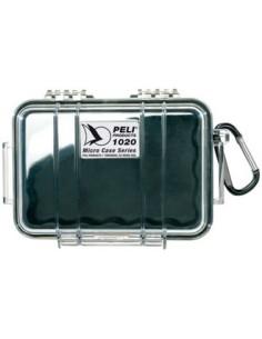 Peli 1020 Micro Case varustekotelo Salkku/klassinen laukku Musta, Sininen, Punainen, Läpinäkyvä, Keltainen Peli 480024 - 1