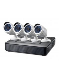 LevelOne DSK-4001 videovalvontalaite Langallinen 4 kanavaa Level One 53150103 - 1