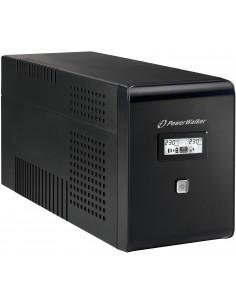 PowerWalker VI 2000 LCD VA 1200 W 2 AC-pistorasia(a) Bluewalker 10120020 - 1