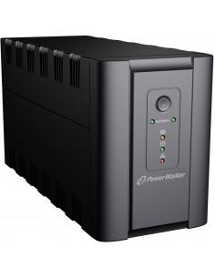 PowerWalker VI 2200 IEC UPS-virtalähde Linjainteraktiivinen VA 1200 W 6 AC-pistorasia(a) Bluewalker 10120076 - 1