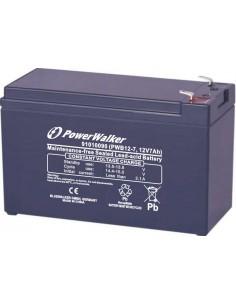 PowerWalker PWB12-7 Sealed Lead Acid (VRLA) 12 V 7 ah Bluewalker 91010090 - 1