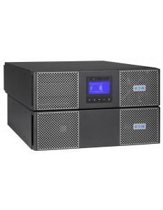Eaton 9PX8KIRTNBP UPS-virtalähde Taajuuden kaksoismuunnos (verkossa) 8000 VA 7200 W 5 AC-pistorasia(a) Eaton 9PX8KIRTNBP - 1