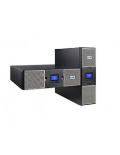 Eaton 9PX3000IRTBP UPS-virtalähde Taajuuden kaksoismuunnos (verkossa) 3000 VA W 7 AC-pistorasia(a) Eaton 9PX3000IRTBP - 1
