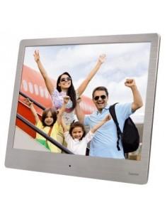 "Hama 00118560 digital photo frame Silver 20.3 cm (8"") Hama 118560 - 1"
