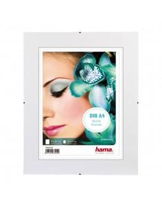 "Hama ""Clip-Fix"" Frameless Picture Holder, normal glass, 21 x 29.7 cm Hama 63020 - 1"